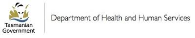 Tasmania Health and Human Services logo
