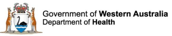Western Australia Department of Health