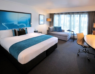 AAPDA 2020 Conference - Novotel Melbourne on Collins Deluxe King Room