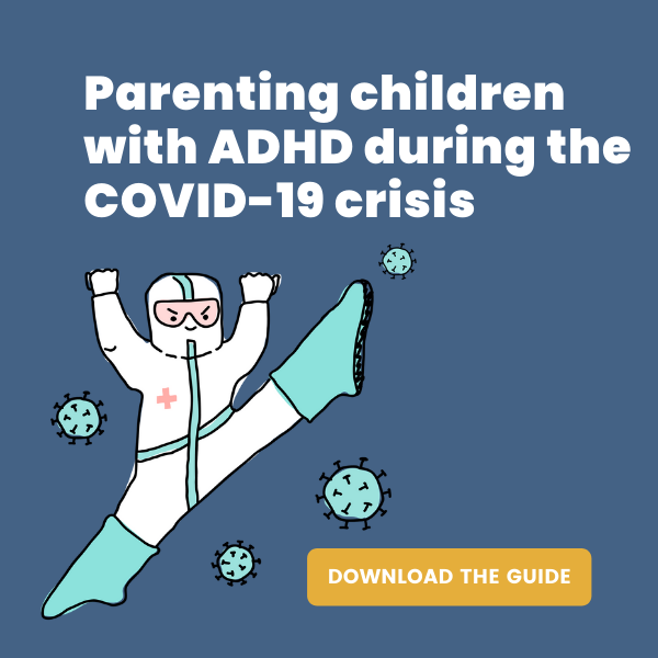 Parenting children with ADHD during the COVID-19 crisis