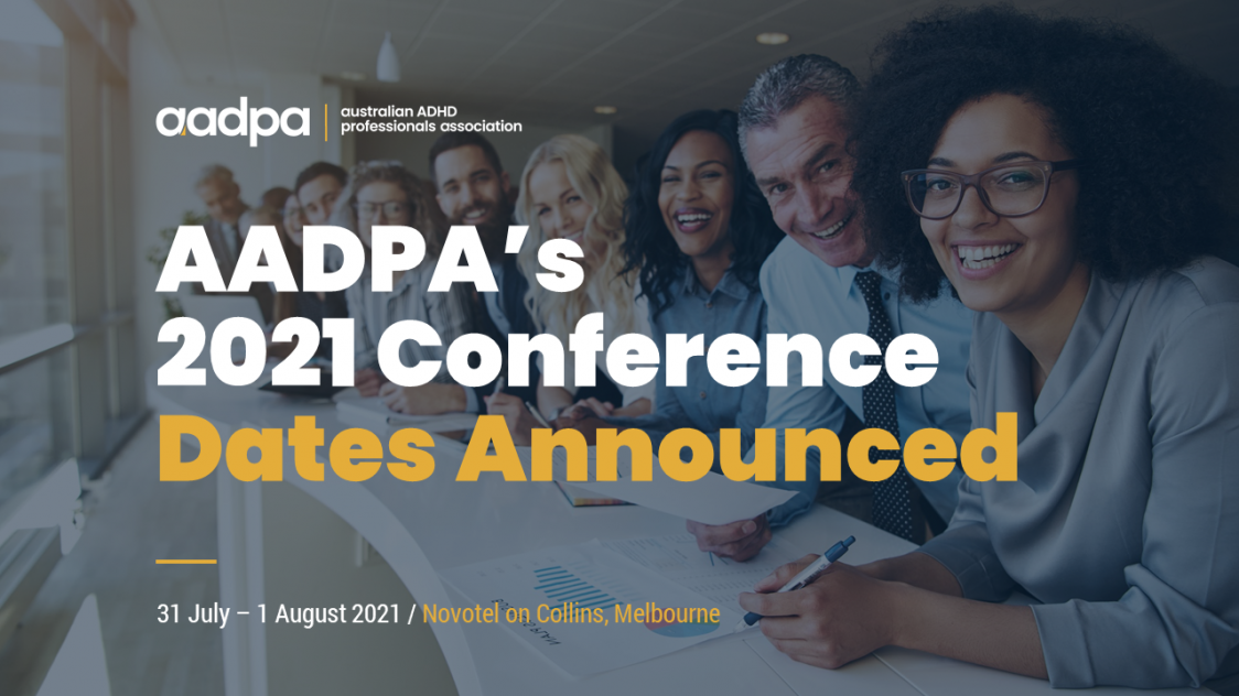 AADPA 2021 Conference Dates Announced