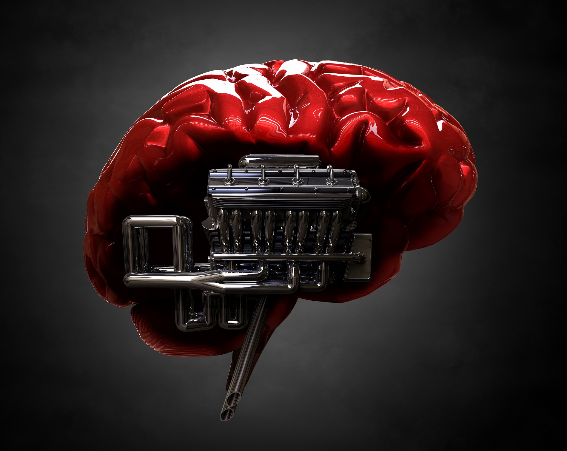 My Brain Is Like A Race Car Competition